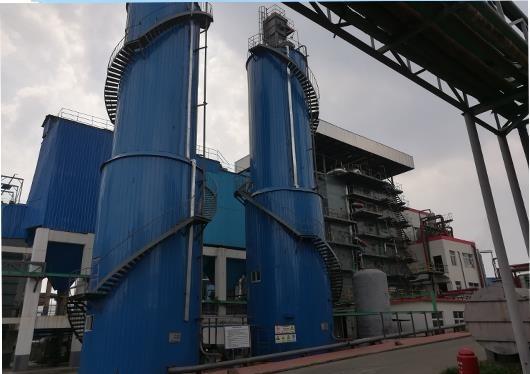 新型高效煤粉乐动体育app下载New and efficient pulverized coal boiler